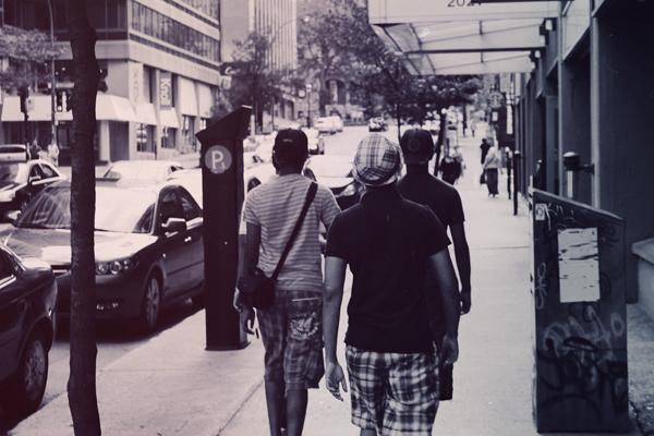 The Montreal Scene